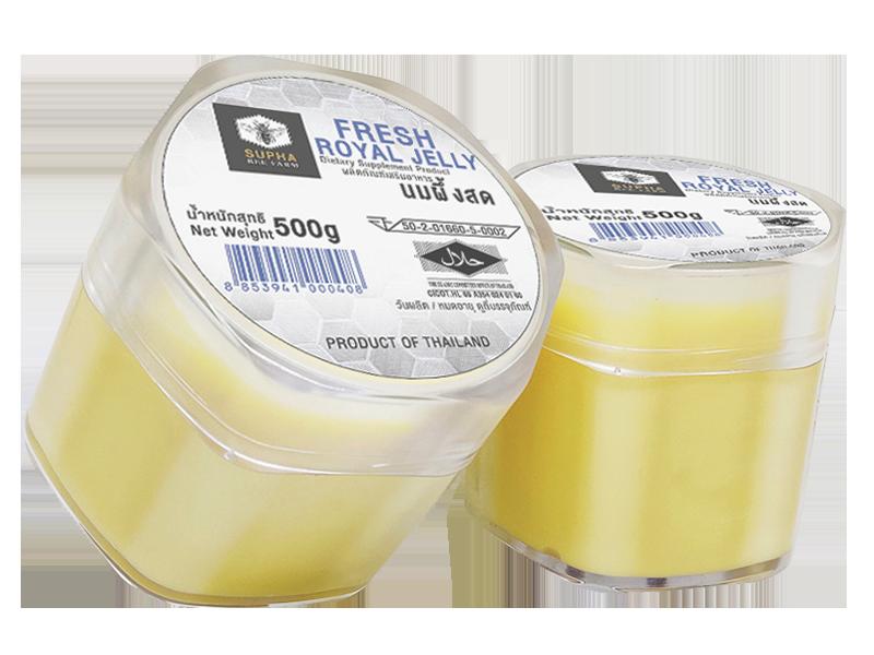 นมผึ้งสด Fresh Royal Jelly