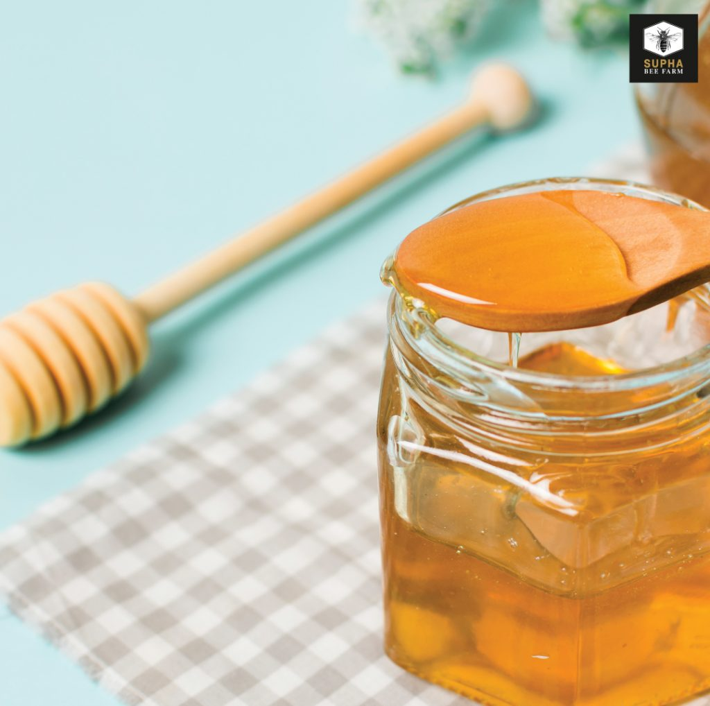 สูตรสครับผิวด้วยน้ำผึ้งผสมกากกาแฟ